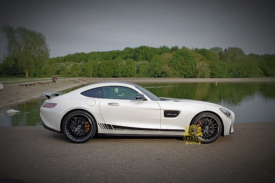 Mercedes GTS Edition 1