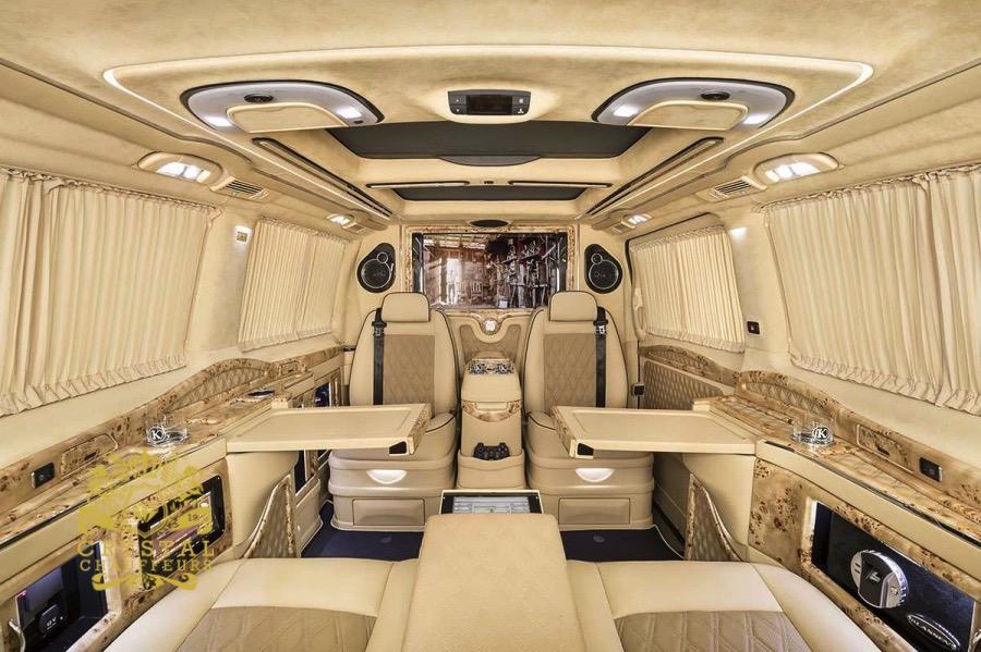 Mercedes Jet Class