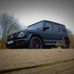 Mercedes G-Wagon Edition 1