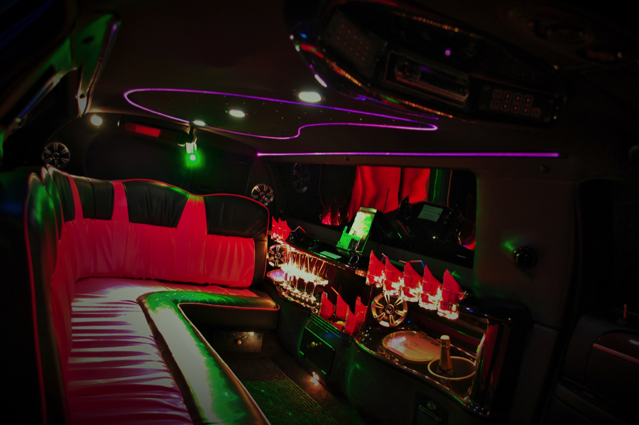 Pink Limo Hire