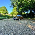 1970s Rolls Royce Silver Shadow